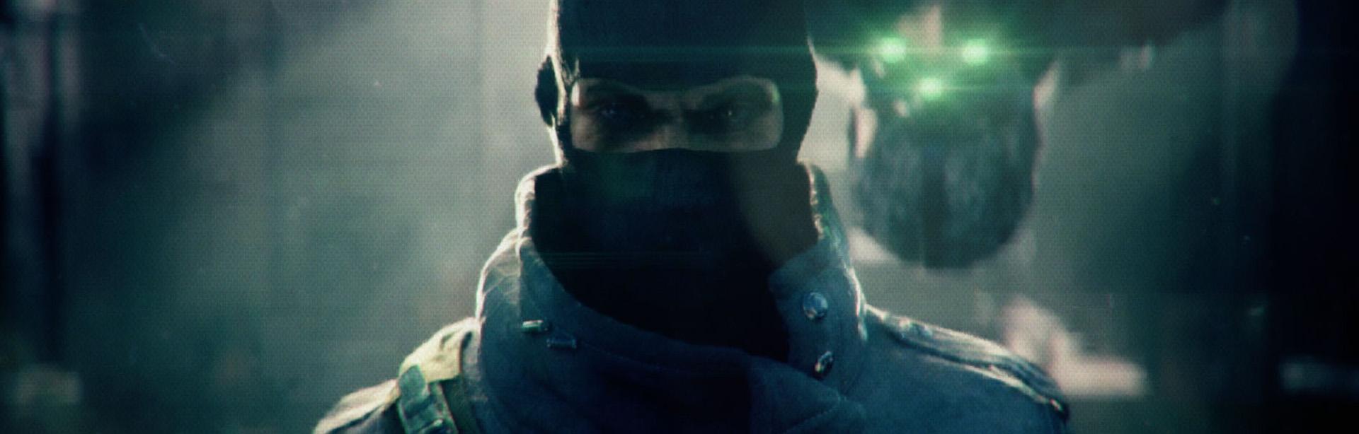 Ubisoft Splinter Cell Blacklist